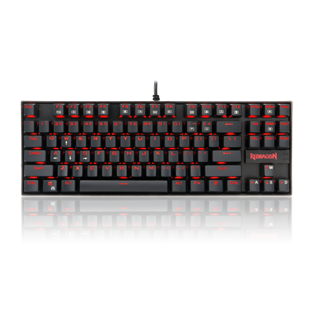 Redragon K552 KUMARA LED Backlit Mechanical Gaming Keyboard